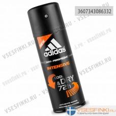 Дезодорант-спрей Adidas Intensive 150мл