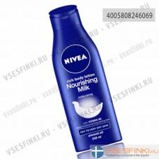 Лосьон для тела Nivea 250 мл (Питательный)