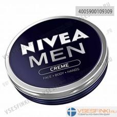 Крем для мужчин Nivea Men 50мл
