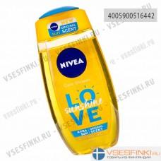 Гель для душа Nivea Sunshine Love 250мл