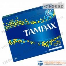 Тампоны Tampax Regular 20 шт
