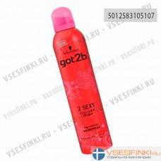 Лак Schwarzkopf для объема волос сильной фиксации 300мл