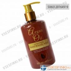 Жидкое мыло Argan Oil для рук и тела 300мл