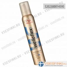 Мусс Wella для укладки волос экстрасильной фиксации 200мл