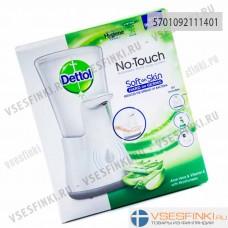 Жидкое мыло DETTOL +основной блок антибактериальное 250мл