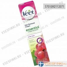 Крем Veet для удаления волос с виноградным маслом 200мл