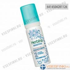 Мусс Herbina для волос без запаха сверхсильной фиксации 50мл