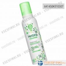 Мусс Herbina для объема волос ультрасильной фиксации 200мл