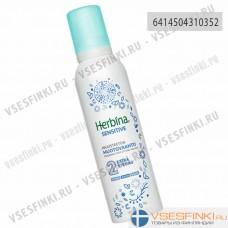 Мусс Herbina для волос без запаха сверхсильной фиксации 200мл
