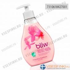Жидкое мыло Bliw малина и красный клевер 300мл