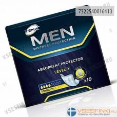 Урологические прокладки TENA Men Level 10шт