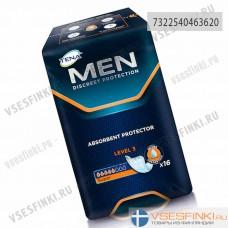 Урологические прокладки TENA Men Level 3 16шт