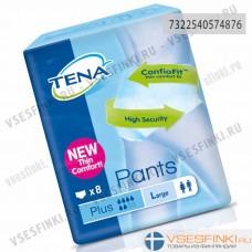 Урологические подгузники-трусы Tena Pants Plus Large 8шт