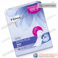 Урологические прокладки Tena Lady Extra Plus 16шт