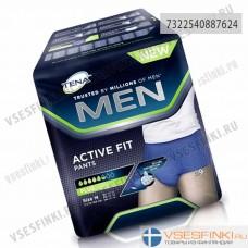 Урологические подгузники-трусы TENA Men Active Fit Pants M 9шт