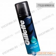 Гель для бритья Gillette Sensitive для чувствительной кожи 200мл