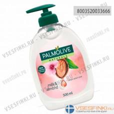 Жидкое мыло Palmolive Naturals молоко и миндаль 500мл