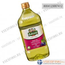Масло BASSO из виноградных косточек 2 л