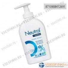 Жидкое мыло Neutral  гипоаллергенное 250 мл