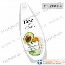Гель для душа Dove авокадо и экстрактом календулы 500мл
