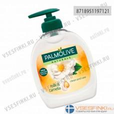 Жидкое мыло Palmolive Naturals антибактериальное 300мл