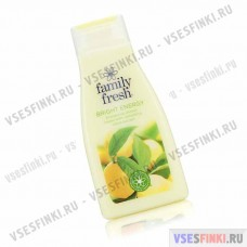 Гель для душа Family Fresh 500 мл (Цитрус)