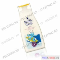 Гель для душа Family Fresh Детский 500 мл
