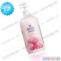 Гель для душа Family Fresh So Soft 1000 мл