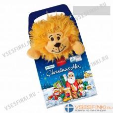 Шоколадный набор Favorina с игрушкой львёнок 133гр