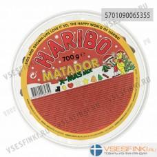 Конфеты HARIBO Matador Mix X-mas 700гр