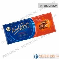 Шоколад Karl Fazer рождественский с имбирем 200гр