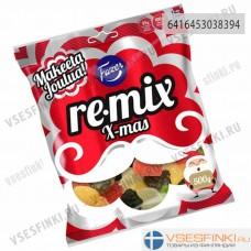 Конфеты Fazer Remix X-mas 500 гр