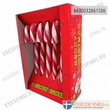 Новогодние леденцы-тросточки Candy Canes 84 гр