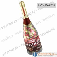 "Бутылка шампанского с конфетами ""SORINI"" 280гр"
