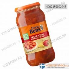 Соус пряный кисло-сладкий Uncle Ben's 450гр