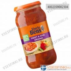 Соус кисло-сладкий Uncle Ben's 450 гр