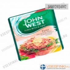 Тунец John West  под томатно-травяным соусом 85гр