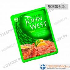 Тунец John West (лайм-чёрный перц) 85гр