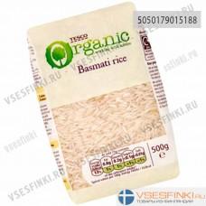 Рис Tesco органический басмати 500 гр