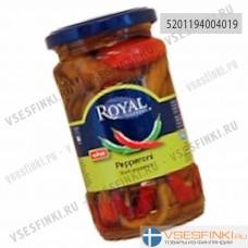 Перец Royal пепперони острый 320/150 гр