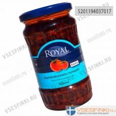 Сушеные томаты Royal кубиками 330/200гр