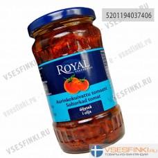 Вяленые помидоры в масле ROYAL 330/200гр