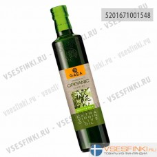 Оливковое масло Gaea luomu extra virgin 500мл