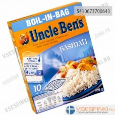 Рис UNCLE BEN'S басмати 4x125 гр
