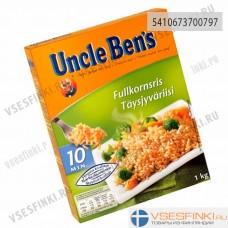 Рис Uncle Ben's Tаysjyvаriisi коричневый 1кг
