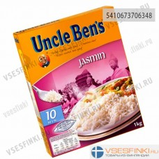 Рис Uncle Ben's  жасмин 1 кг