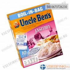 Рис Uncle Ben's  жасмин 4x125 гр