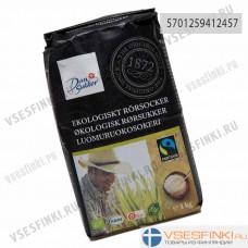 Сахар органический Dansukker 1 кг (Пищевой)