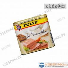 Ветчина Tulip говядина со свининой 340гр