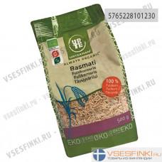 Рис Urtekram органический басмати 500 гр, с беконом